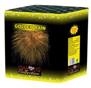 Feuerwerksbatterie Golden Rain Diamond Feuerwerk