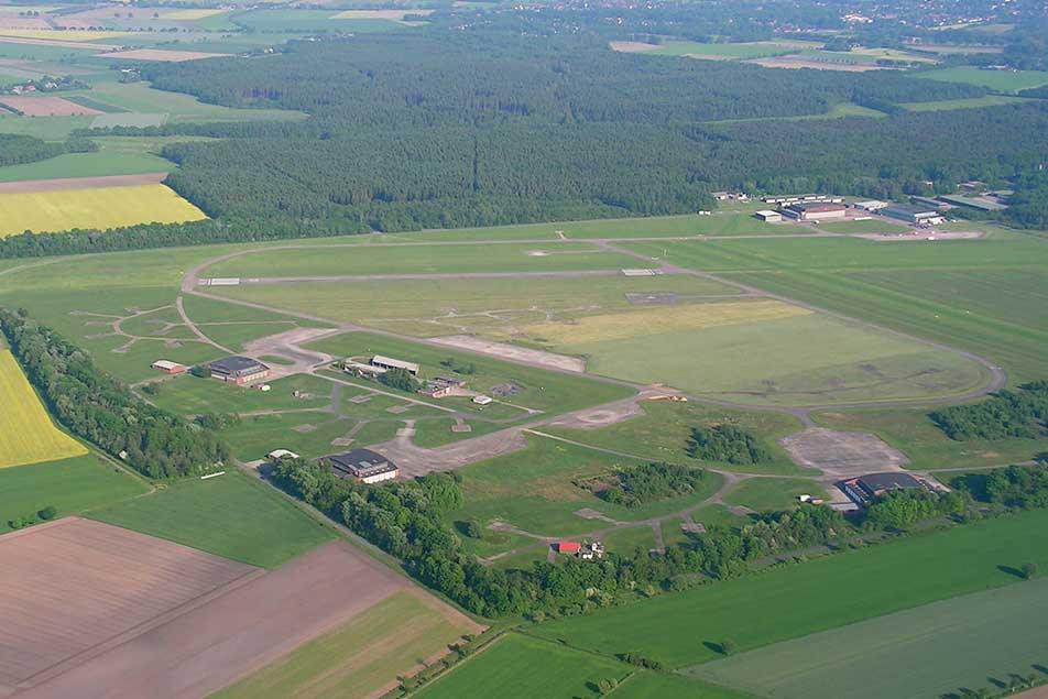 Industriegebiet Hungriger Wolf, Hohenlockstedt