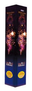 Mega Römisches Lichterbündel Diamond Feuerwerk