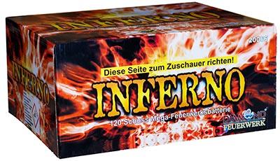 Feuerwerksbatterie Inferno