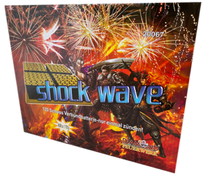 Batterie Shockwave