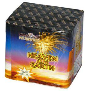 Feuerwerks Batterie Heaven on Earth