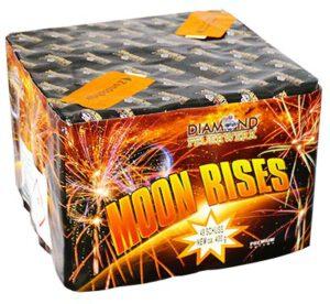 Feuerwerksbatterie Moon rises Diamond feuerwerk