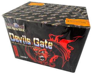 Feuerwerksbatterie Devils Gate Diamond Feuerwerk