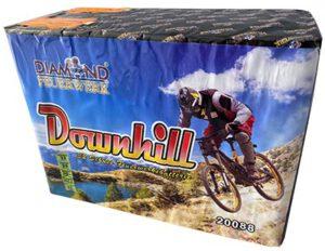 Feuerwerksbatterie Downhill