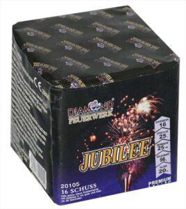 Feuerwerkbatterie Jubilee Diamond Feuerwerk