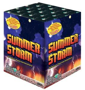 Summerstorm Feuerwerksbatterie