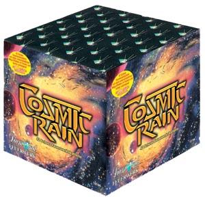 Cosmic Rain Feuerwerksbatterie